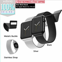 X-Doria Milanese Stainless Steel Apple Watch 4 5 38mm 40mm / 42mm 44mm