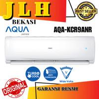 AC AQUA JAPAN 1PK AQA - KCR 9 ANR unit only 1 pk 9ANR garansi resmi