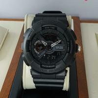 jam tangan pria DIGITEC 2020 DUAL TIME Tali rubber
