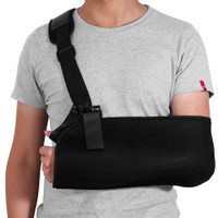 Arm Sling Adjustable Shoulder Immobilizer Wrist Elbow Support Brace