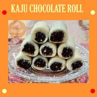 Kaju Chocolate Roll [Indian Sweets] - 100g