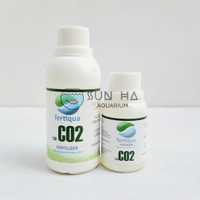 Pupuk Cair Aquarium Aquascape Fertiqua Eco Co2 Kemasan 100 ml
