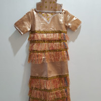 Baju adat Papua Anak SD laki laki / Perempuan