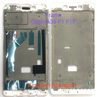 FRAME LCD TATAKAN LCD BEZEL MIDDLE TULANG TENGAH OPPO F1 A35 F1F