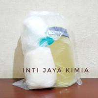 Bahan Formula Resep Paket Deterjen Detergen Cair 10 Liter