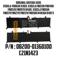 ORIGINAL BATERAI ASUS R301LA-FN063H X302L X302LA FN033H FN049H FN052H