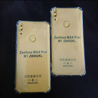 Anti Crack Creck Case Bening Soft Case Pelindung Hp Zenfone Max Pro M2