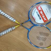 raket badminton merk wish jr 89