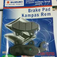 Kampas Rem Depan Disk Pad Satria FU 150 Lama Shogun Smash Skywave