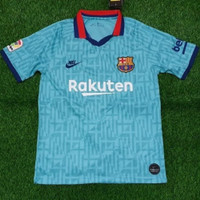 Baju Bola Barcelona Barca 3rd 19-20