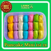 Pancake Duren Mini isi 21