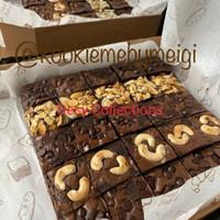 Brownies Sekat Kookieme Premium Quality