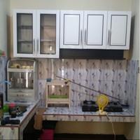 Lemari sayur gantung / kitchen set atas