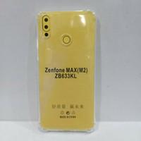 Anti Crack AntiCreck Case Bening Soft Case Pelindung Hp Zenfone Max M2