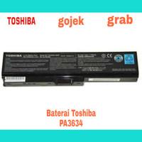 Baterai Laptop Toshiba L510 L515 L310 M505 M300 M305 U405 U505 PA3634