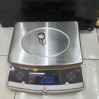 labtronics 10kg/0.1g timbangan lab