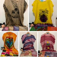 baju bali jumbo blus bigsize rayon premium - Ld 100