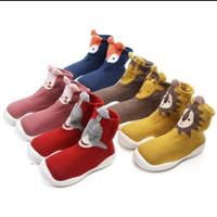 SKD22-skidder shoes animal sepatu kaos kaki anak baby balita cowok cew