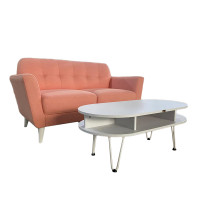 Sofa 2 Seater + Coffe Table + EH.Mossi Sofa 2ST+CT