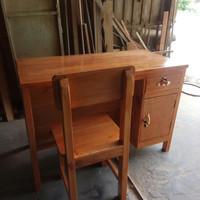 1,set meja guru/ meja kantor
