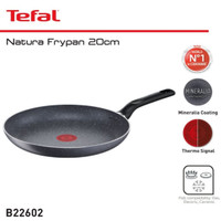 Tefal Fry Pan Natura 20 cm