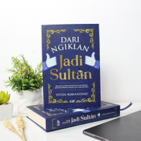 Buku Dari Ngiklan Jadi Sultan