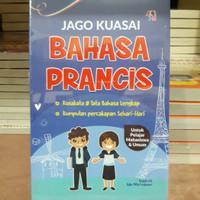 Buku Jago Kuasai Bahasa Perancis