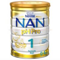 Nestle Nan pHPro 1 800gr / Susu Bayi formula Nan pH Pro Usia 0-6Bulan