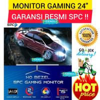 Monitor Gaming 24 Inch 24 SPC Pro SM-24 / MONITOR LED 24 INCH PC HDMI