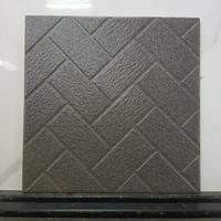 Keramik Lantai Asia Tile Galaxy Black / Brown / Grey 25x25 Kw 1