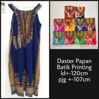 Daster Buntung Baju Tidur Batik Lie ing Premium Quality Rayon Tebal