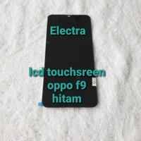 LCD TOUCHSREEN OPPO F9/realme 2 pro HITAM ORIGINAL