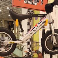 Sepeda Anak LONDON TAXI Balance Bike PRO Kick Bike Import Kids Bike