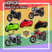 cover motor / sarung motor / selimut motor sport-moge - Biru