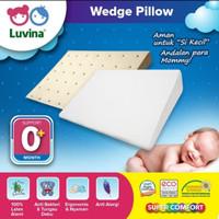 Luvina Bantal Santai Bayi - Wedge Pillow