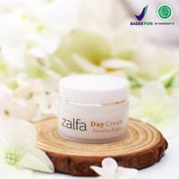 Day Cream Flawless Bright Series Zalfa Miracle || Krim Siang Flawless