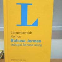 asli kamus bahasa jerman langenscheidt erlangga