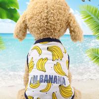 Dog Shirt, Baju Anjing, Cat shirt, Baju Kucing, SUMMER EDITION - S