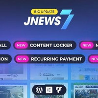 JNews - WordPress Newspaper Magazine Blog AMP Theme - NO LISENSI