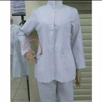 Baju perawat jaga - seragam medis - seragam perawat wanita