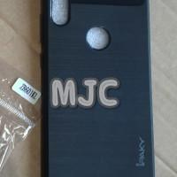 iPaky Asus Zenfone Max Pro M1 Soft Case Carbon Black ZB601KL ZB602KL