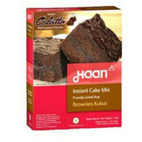 Haan brownies kukus 475 gram