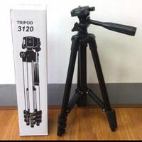 tripod kamera dan hp tripod 3120 holder u