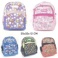 Smiggle Junior Backpack Holo Glitter / Tas Ransel Smiggle TK