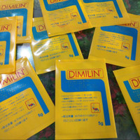 Obat Ikan DIMILIN ANTI KUTU 5g Jamin Asli dan Import Jepang