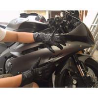 TERBARU - Sarung Tangan Kulit Domba Asli - Sarung Tangan Motor - SR001