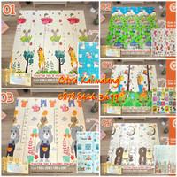 Playmat Baby/Karpet Baby/Playmate/alas bermain anak YOYO Size 150x200