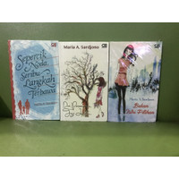 SEGEL Buku Novel Maria A Sardjono