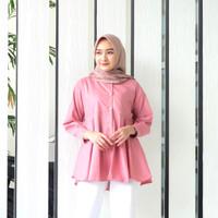 aqila blouse/atasan eanita/toyobo premium