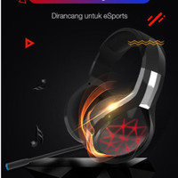HEADSET GAMING FROM ROBOT RH-G10